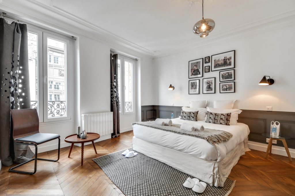 Gorgeous Holiday Apartment in Paris, le Marais by Sweet Inn Archives VIII