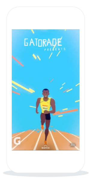 Snapchat Long Form Video Ad
