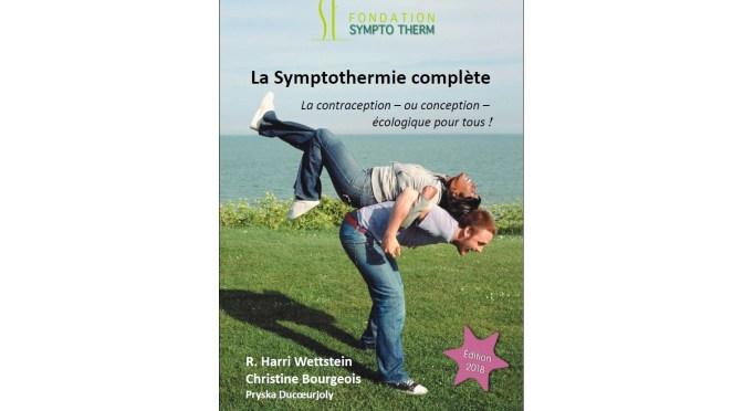 Le seul manuel de symptothermie sous licence libre, désormais en version papier