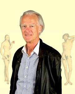 HARRI Wettstein, dans le jardin d'Eden, oeuvre à la réconciliation de l'Homme et de la Femme