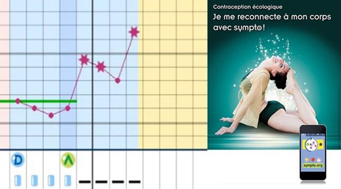 Appli mobile et contraception naturelle: un article dans info@gynäkologie