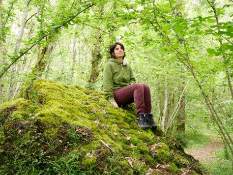 Emmanuelle Duchesne, une femme à l'écoute de sa nature !