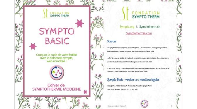 Sympto Basic : le nouveau guide des débutantes en symptothermie!