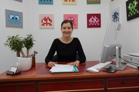 Sarah Nonnenmacher, Saint Quentin en Yvelines