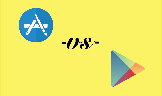 Google Play Vs iOS App Store