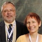 Dan Oja and June Parsons