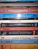 Ric Martini Anatomy and Physiology textbooks