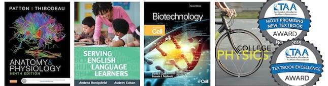 2016 Textbook Award winners q&a