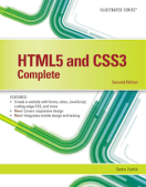 HTML5 and CSS3 Complete