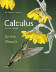 Calculus for the AP Course, 2nd ed.