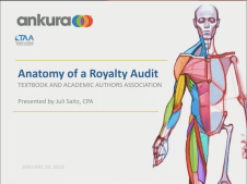 The Anatomy of a Royalty Audit