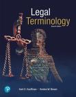 Legal Terminology, 7th ed.