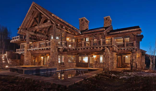 Why Choosing A Log Home Is The Way To Go