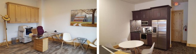 architecture firm interior