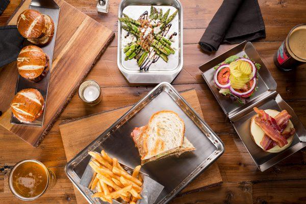 Better Burger Serving Trays