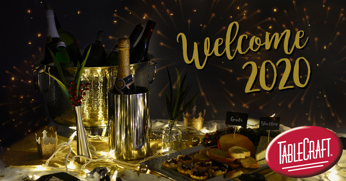 Welcome 2020 from TableCraft