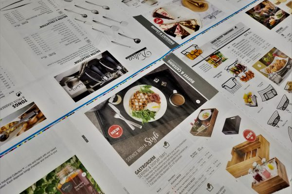 TableCraft Catalog at the Press 2020