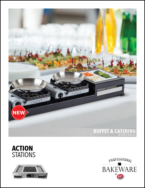Action Station Cover Sell Sheets for TableCraft