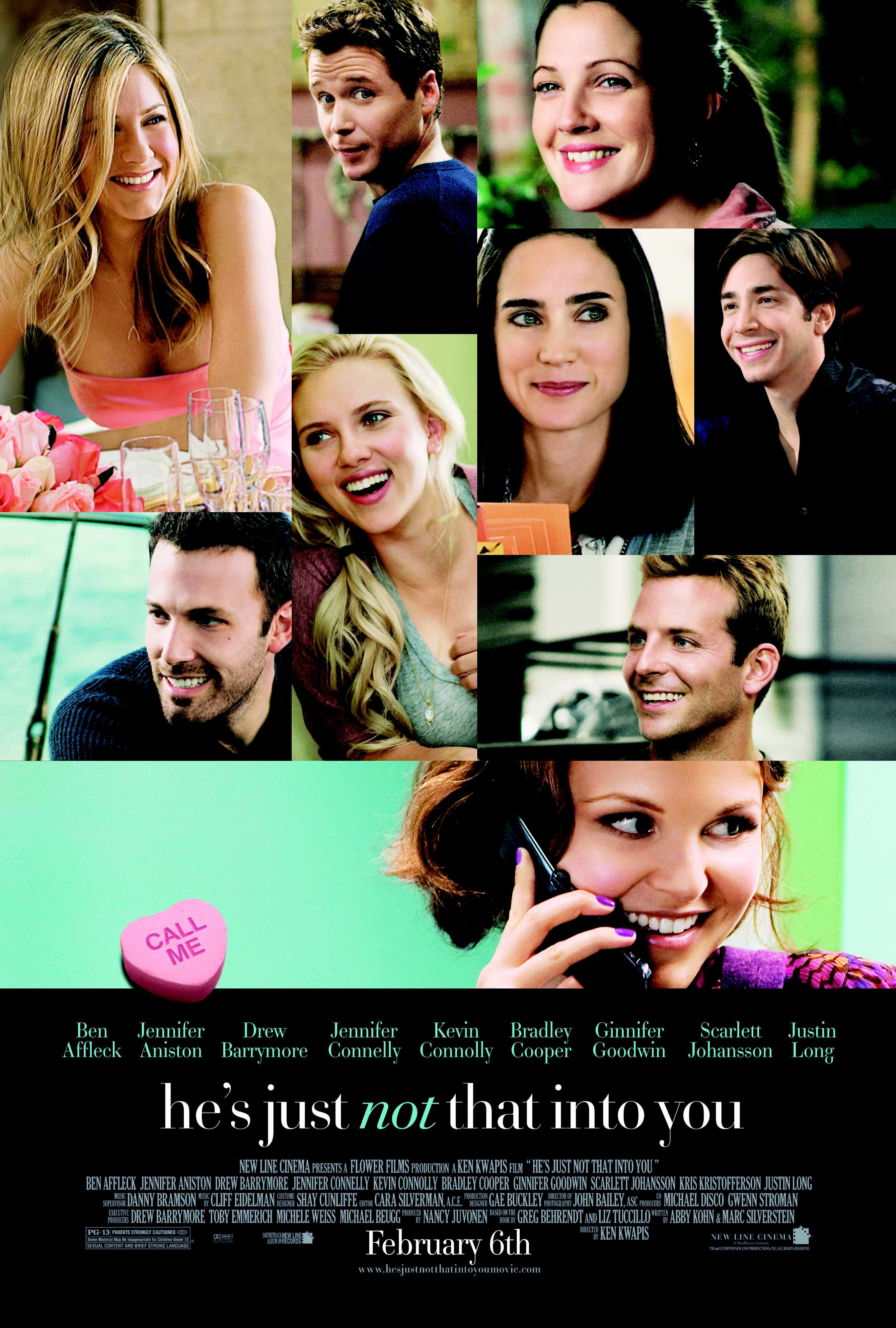 movie poster he's just not that into you