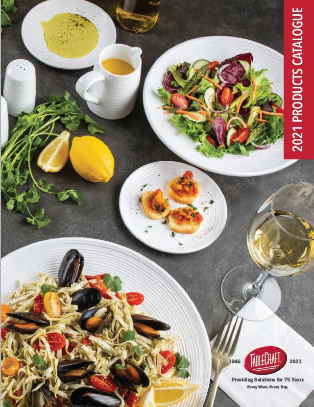 TableCraft EURO catalog cover