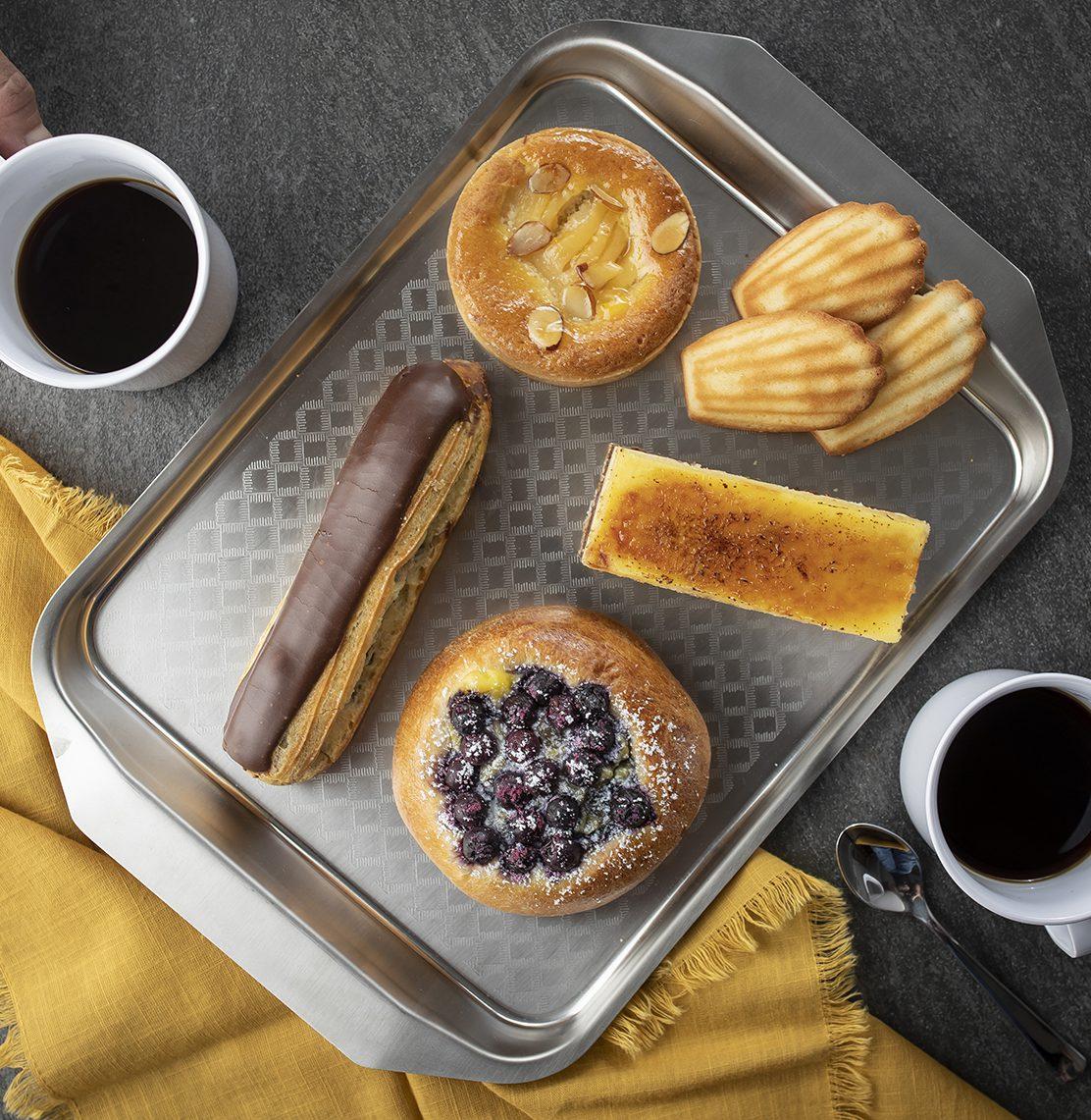 Better Burger Dessert Trays from TableCraft