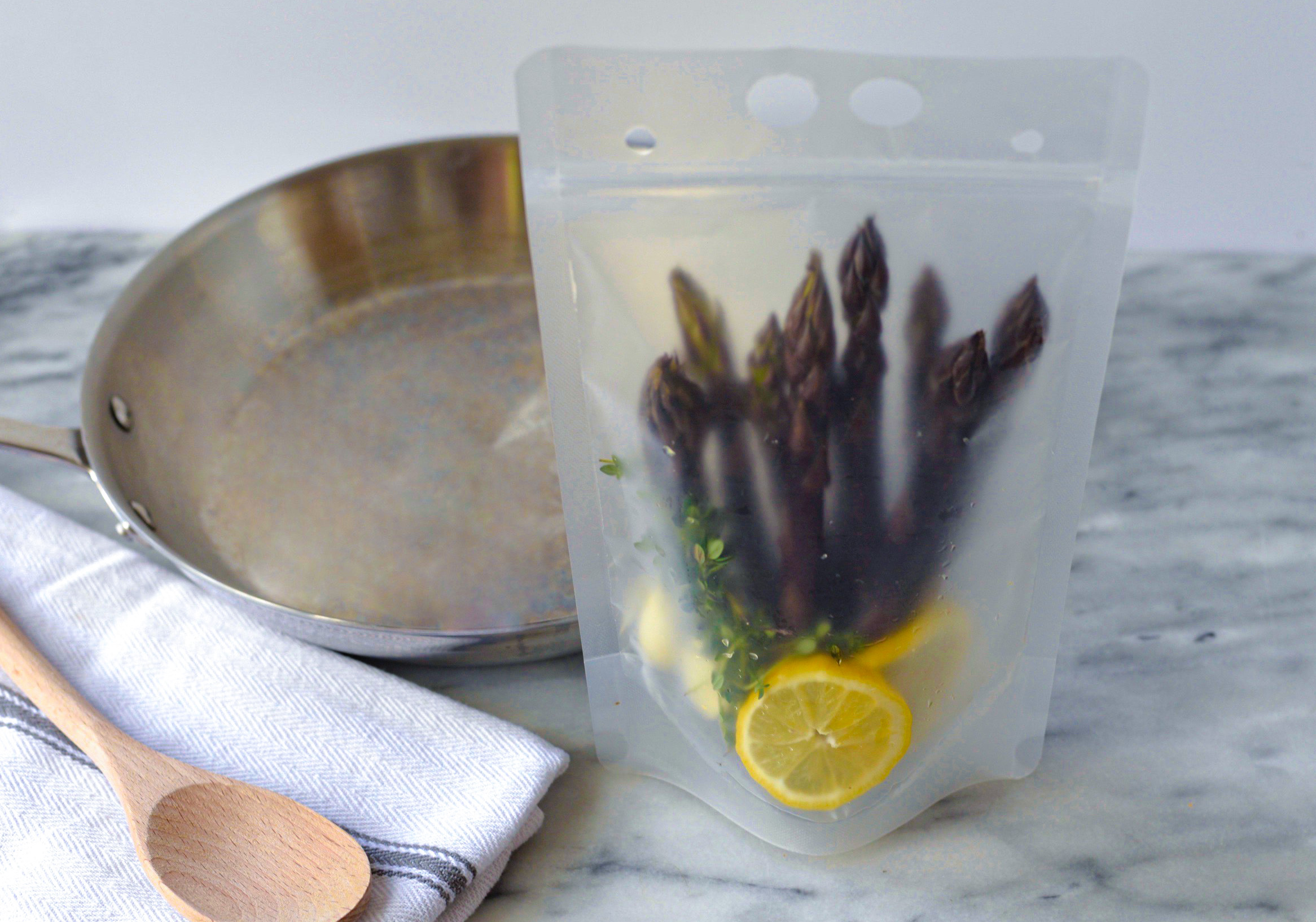 Asparagus Meal Kit Pouch from TableCraft