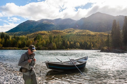 September on the Kenai