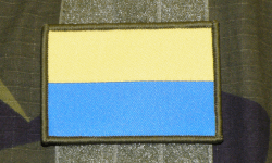 GulBlå Patch