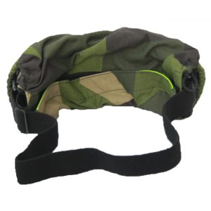 Goggle Cover M90 back view