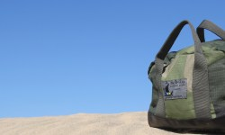 Necessär Bag M90 in the Desert