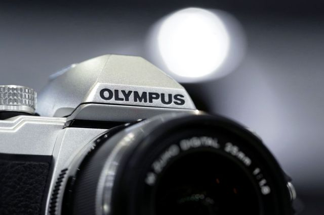 Olympus to sell off their imaging division