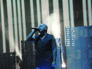 Mayhem 2011 Disturbed