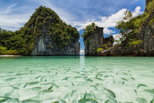 Best Time to Visit Thailand Beaches and Islands (In the Andaman Sea and the Gulf of Thailand)