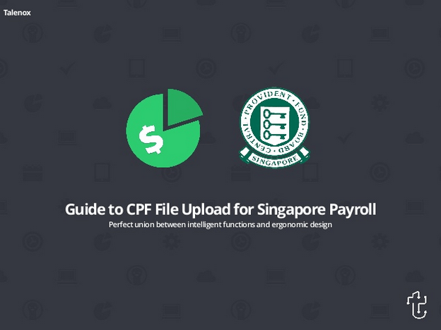 Talenox Slideshare CPF Upload