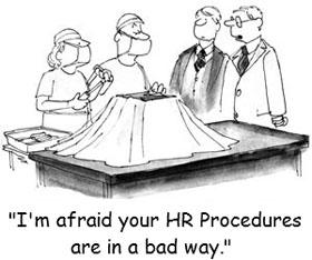 hr health check comic