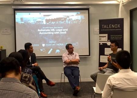 Talenox Hong Kong partner