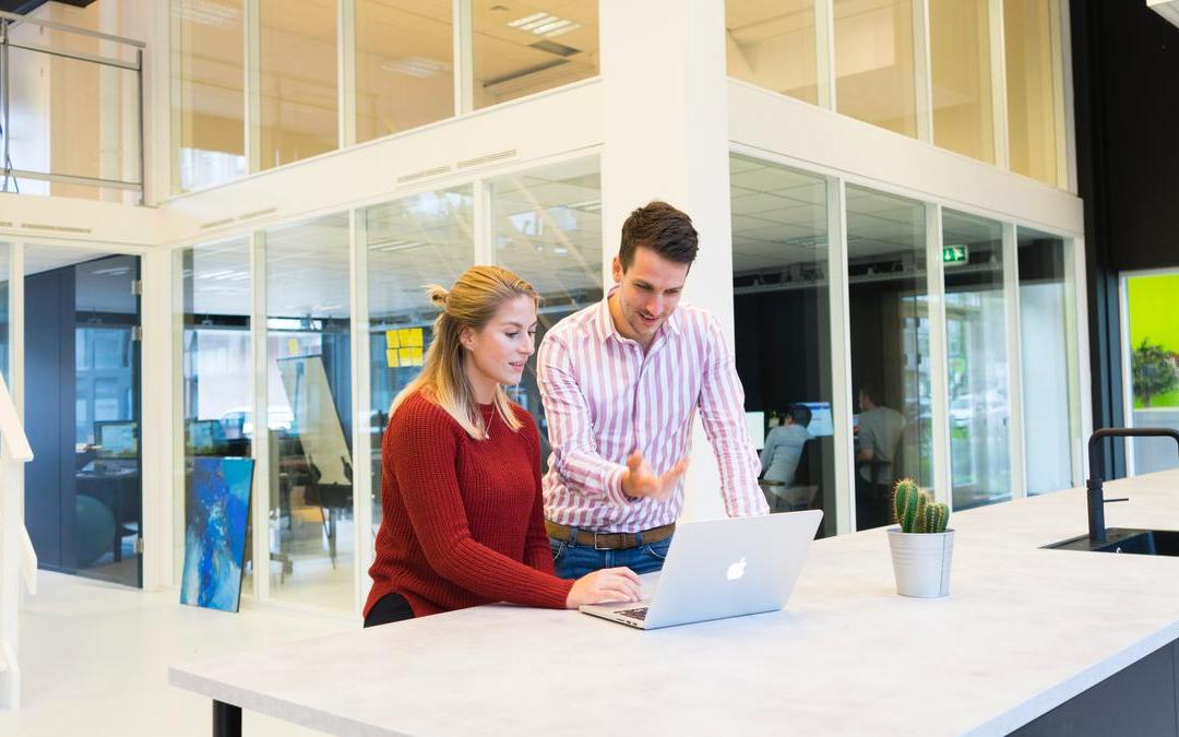 How a 'magnetic office' helps attract and retain employees