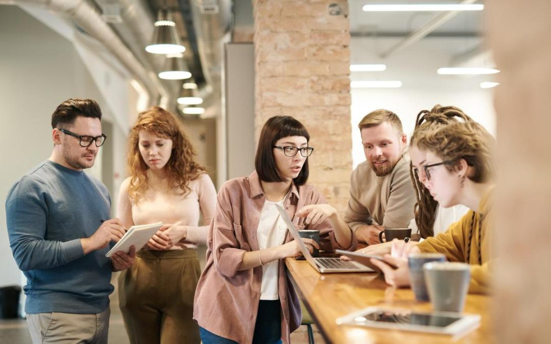The new workplace is agile. Can you keep up?