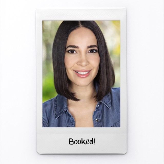 Booked by Talent Direct Agency