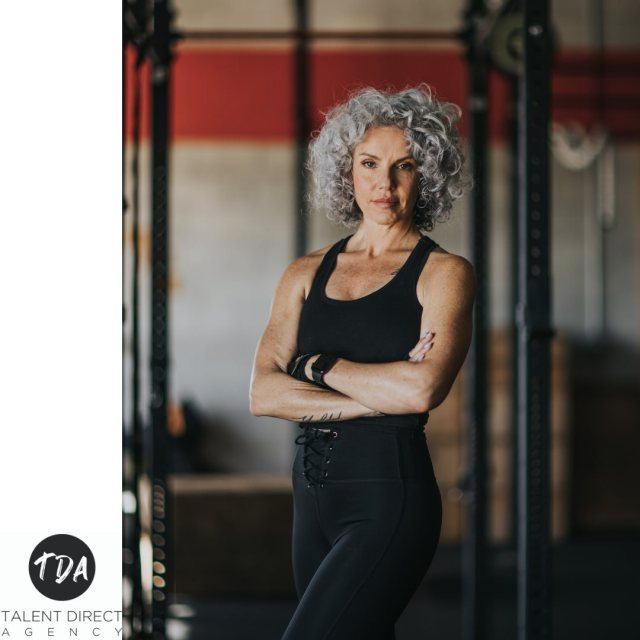Congrats Kristina on booking principal on a home gym product project!