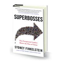 Libro Finkelstein Superbosses-