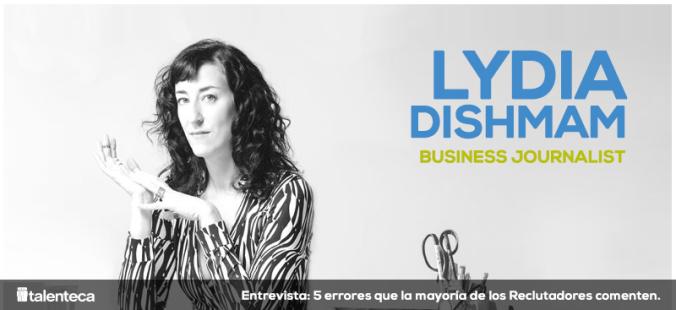 5 mayores errores que comenten los reclutadores-entrevisa por Lydia Dishman