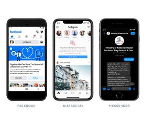 Facebook combate desinformacion protege usuarios Coronavirus - Cómo ayudan las empresas a enfrentar crisis por COVID19