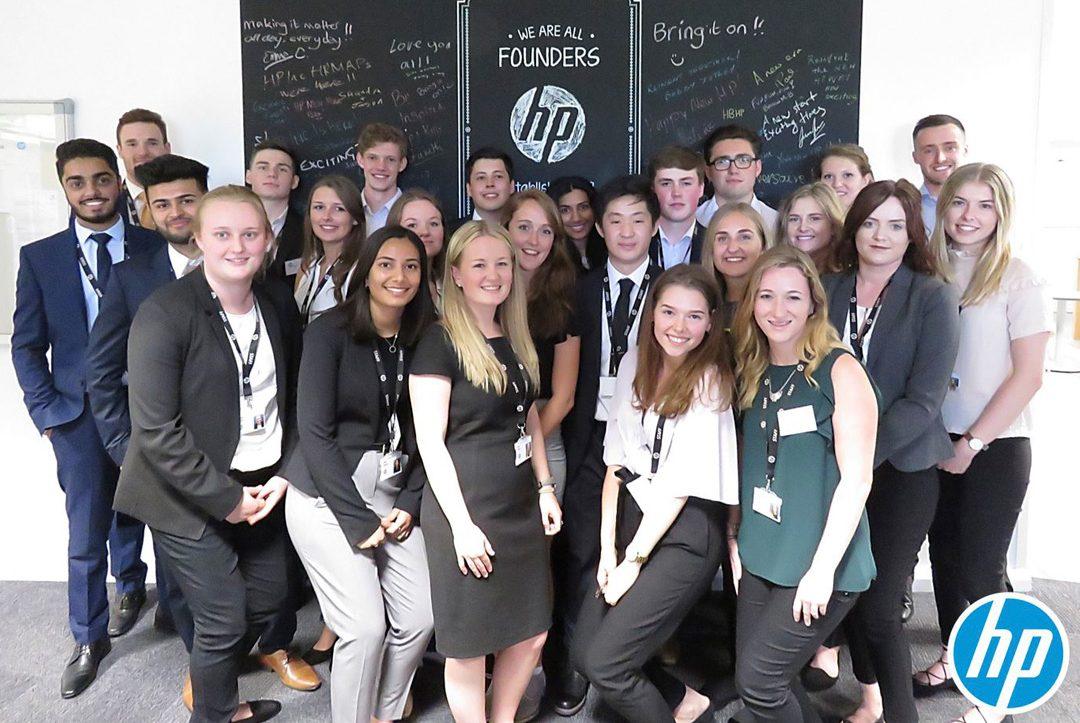 Grupo participantes programa HP Academy