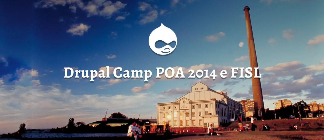 DrupalCamp POA e FISL15