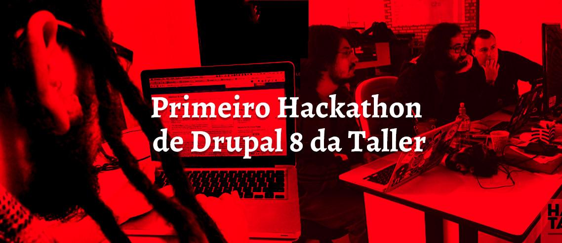 Hackathon de Drupal 8