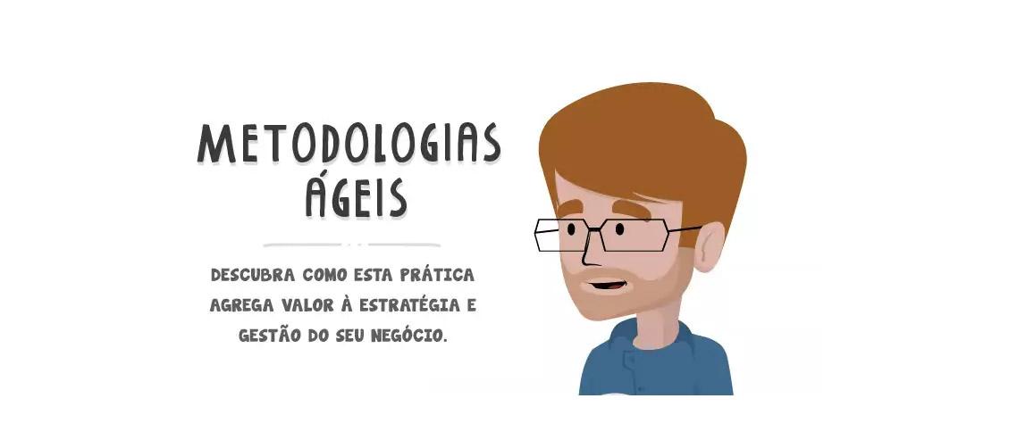 Infoquadrinho Metodologias Ágeis