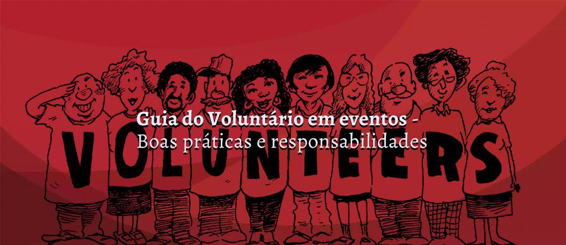 Guia do voluntário em eventos