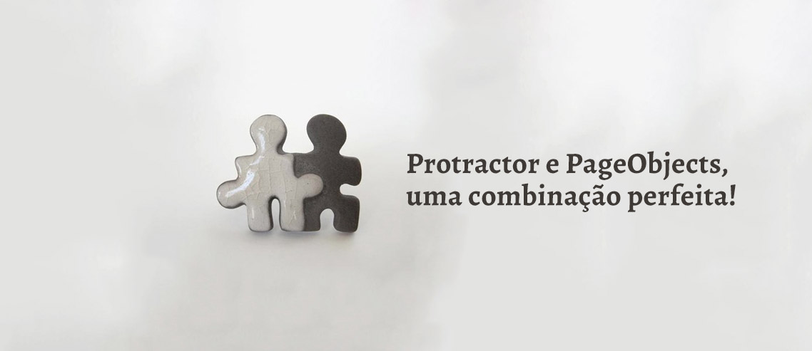 Protractor e PageObjects