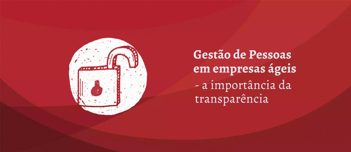 Transparência na Gestão para Pessoas